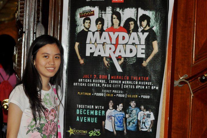 Mayday parade fangirldiariesbythea blog title inspired by the song 3 cheers for 5 years by mayday parade m4hsunfo