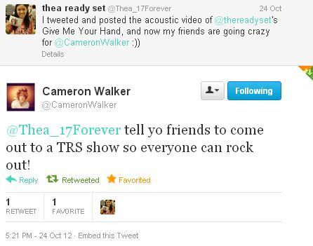 Cameron Walker tweet