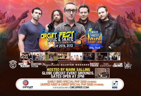 Circuit Fest poster