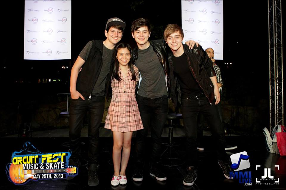 Meet me in the middle fangirldiariesbythea before you exit meet greet m4hsunfo